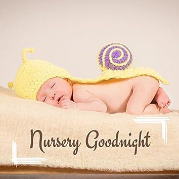 Nursery Goodnight - Sleep Solutions to Help Babies Stop Crying and Sleep Deeply