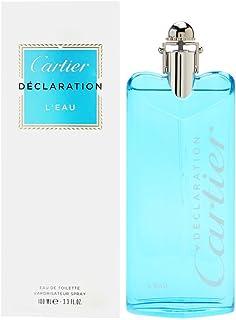 Declaration L'Eau By Cartier For Men - Eau De Toilette, 100 Ml