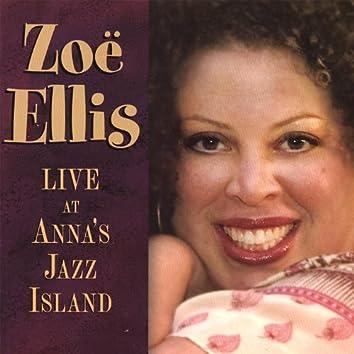 Live At Anna's Jazz Island