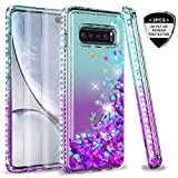 LeYi Galaxy S10 Plus Case with 3D PET Screen Protector,