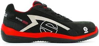 Sparco S0751642RSNR Sneakers Sport EVO Black Size 42