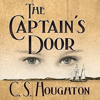 The Captain's Door audiobook cover art