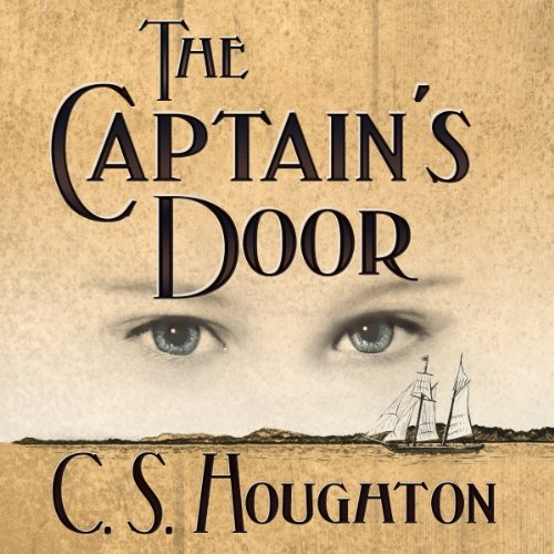 The Captain's Door audiobook cover art