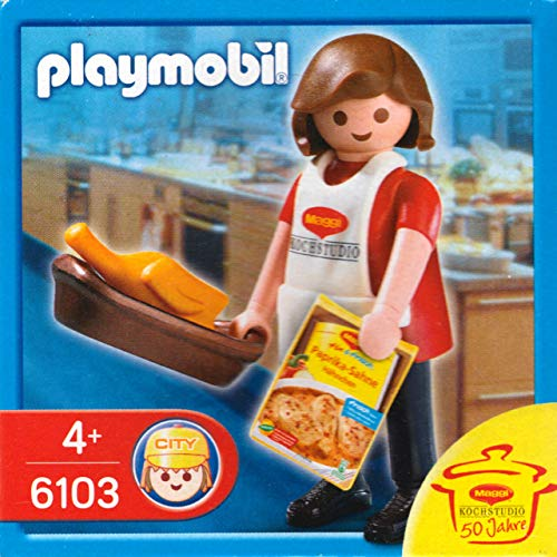 PLAYMOBIL® 6103 - Sonderfigur, 50 Jahre Maggi Kochstudio