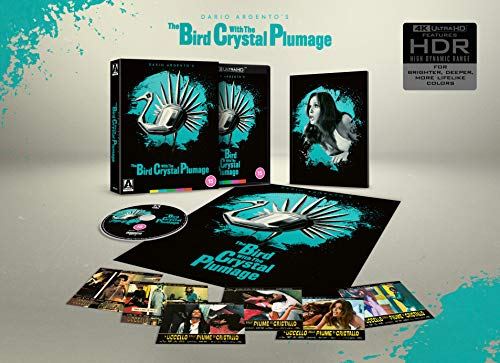 The Bird with the Crystal Plumage Limited Edition [4K UHD] [Blu-ray]