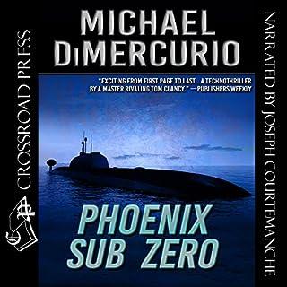 Phoenix Sub Zero audiobook cover art