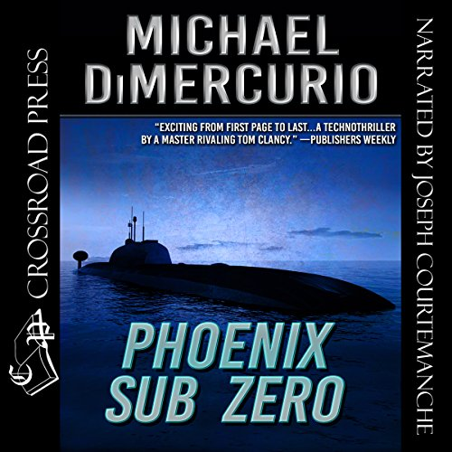 Phoenix Sub Zero audiobook cover art