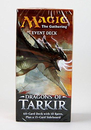 Magic The Gathering - 332495 - Jeu De Cartes - Dragons of Tarkir Event Decks