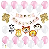 a ray of sunshine Safari Deko Kindergeburtstag, Dschungel Deko Kindergeburtstag, Alles Gute zum...