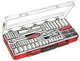 Connex COX580271 - Juego de llaves de vaso combinadas (pack de 71)