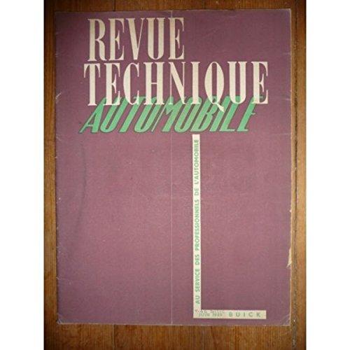 Rta-revue Techniques Automobiles - 40 50 60 70 90 Revue Technique Buick PDF Books