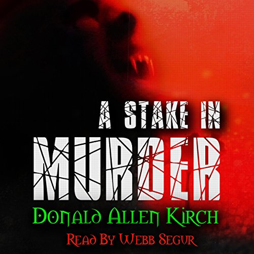 A Stake in Murder audiobook cover art