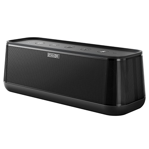 Anker Soundcore Pro+ (25W Bluetooth4.2 プレミアムBluetoothスピーカー) 【BassUpテクノロジー / IPX4防水規格 / モバイルバッテリー機能搭載】