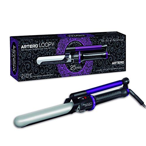 Artero Loopy-Manuel à friser professionnel poignée rotative diamètre 25 mm