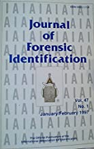 Re: Cyanoacrylate Fuming Precautions / Re: Sticky-side Powder Versus Gentian Violet / Re: Digital Enhancement and Transmission of Latent Prints / Mini Mag Camera Mount / Transfer of Bloody Fingerprints (Journal of Forensic Identification, Volume 47, Number 1, January/February 1997)
