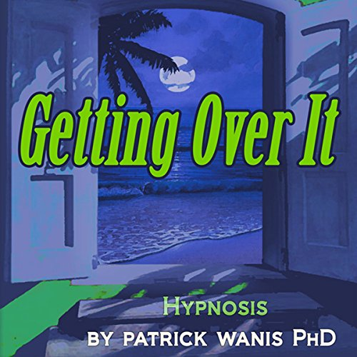 Getting Over It audiobook cover art