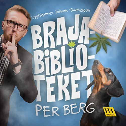 Brajabiblioteket audiobook cover art