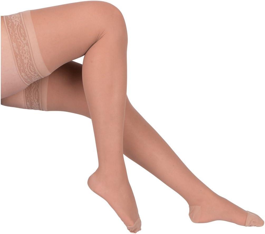 Superlatite EvoNation Women's USA Made Thigh Direct store Stoc Compression Graduated High