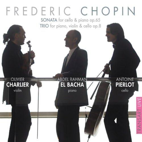 Olivier Charlier, Antoine Pierlot & アブデル・ラーマン・エル=バシャ