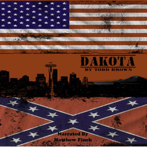 Dakota audiobook cover art