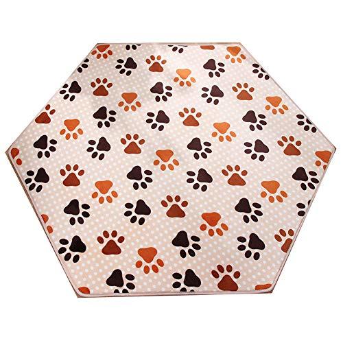 Zorazone tapijt voor kinderen Playhouse Super Soft Thuis tapijt grond Mat Kids Tent tapijten Kinderen Playhouse Pad