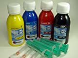 CartuchoRecarga LC223 Tintas indicadas Especialmente para recargar los Cartuchos Serie: LC223 de Brother, ENVASES 100ML