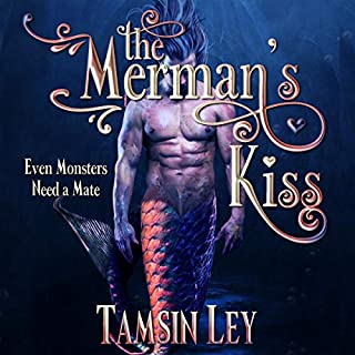The Merman's Kiss audiobook cover art
