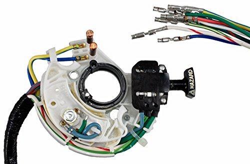 Shee-Mar SM61F Turn Signal Switch with tilt wheel
