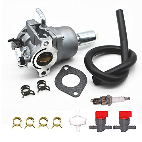 Carbpro Carburetor For 593433 699916 794294 Carb 21B000 Engine Motor Fit: Craftsman Lawn tractor Riding Mower