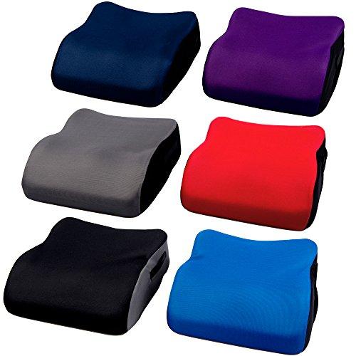 All Ride Kindersitzerhöhung Sitzerhöhung Kindersitz Autositz Kind Sitz Erhöhung Autokindersitz BUBU - Blau