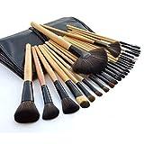 hsy Pinceles de Maquillaje de PC,Calidad Profesional Brochas para Base de Maquillaje Premium Fundación Eye Shadow BRU Regalo de Maquillaje Facial en Crema en Polvo Sombra de Ojos Piece Correctores