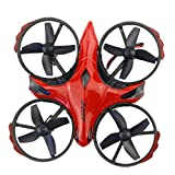 JINSE Mini Drone Best Drone for Beginners with Altitude Hold, Voice Control, G-Sensor, Trajectory...