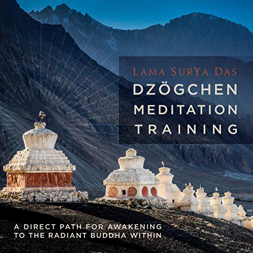 Dzögchen Meditation Training audiobook cover art