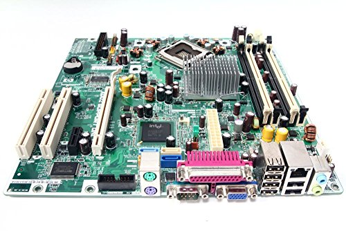 HP Compaq P/N 404794-001 404166-001 DC5700 Mainboard BTX Socket 775 System Board (Generalüberholt)