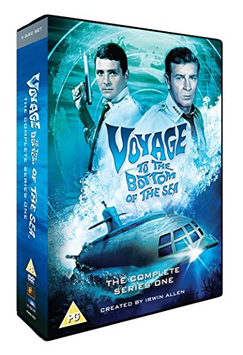 Voyage To The Bottom Of The Sea - Series 1 - Complete
