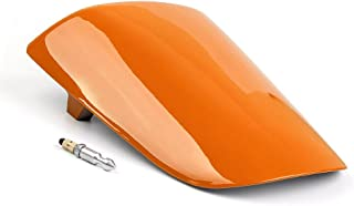 Rear Seat Fairing Cover Cowl For Kawasaki ZX6R 2000-2002 (Orange)