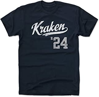 Gary Sanchez Shirt - New York Baseball Men's Apparel - Gary Sanchez Kraken Players Weekend