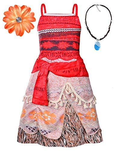 Little Girls Hawaii Traditional Costume Polynesian Princess OFFer Seattle Mall with