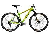 'Bergamont Revox Ltd 29Carbon bicicleta de montaña modelo especial verde/naranja 2016, color , tamaño XL (184-199cm)