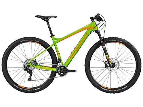 Bergamont Revox Ltd 29Carbon Bicicleta de montaña Modelo Especial Verde/Naranja 2016, Color, tamaño XL (184-199cm)