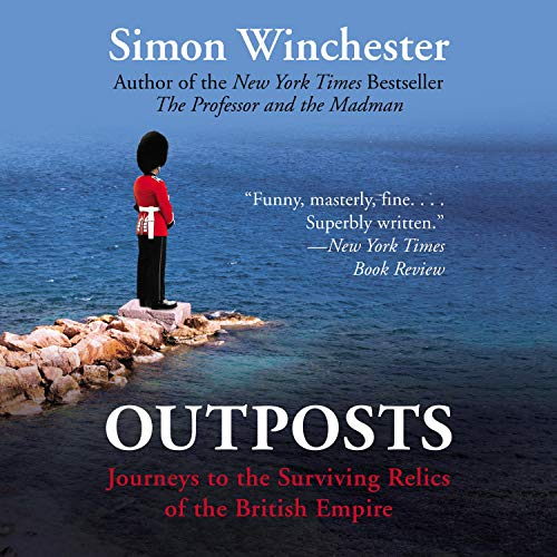 Outposts audiobook cover art