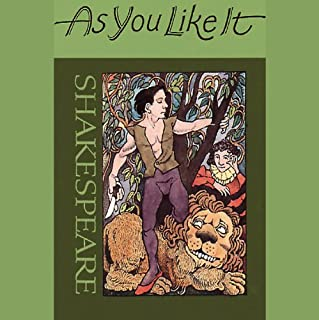 As You Like It cover art