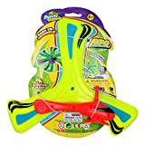 Helicopter Flying Boomerang Action Disc Kids Toy
