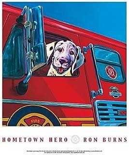 Hometown Hero by Ron Burns 16