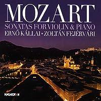 Mozart: Sonatas for Violin & P