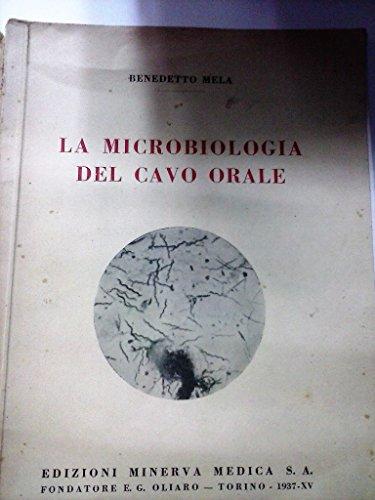 LA MICROBIOLOGIA DEL CAVO ORALE