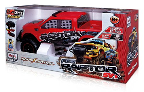 RC Auto kaufen Monstertruck Bild 4: Maisto 581601 - 1:6 R/C Ford F150 Raptor*