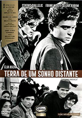 Terra do Sonho Distante - ( America America ) Elia Kazan