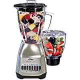 Best Glass Blenders - Oster Classic Series Blender PLUS Food Chopper Review