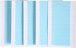 60 stks/set Skin Weft Hair Extension Adhesive Dubbelzijdig Super Tape Tab Beauty Tool voor onzichtbaar en spoorloos PU-haa...